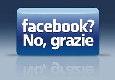 facebook-no-grazie