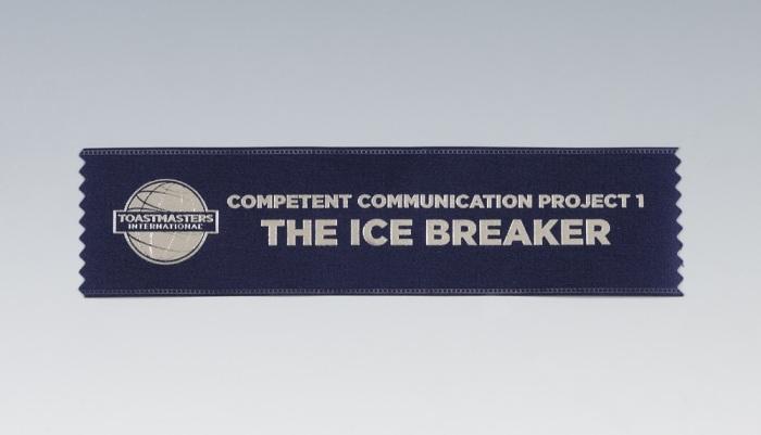 Ice Breaker Toastmasters | Barbara Olivieri