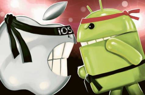 ios5-vs-android