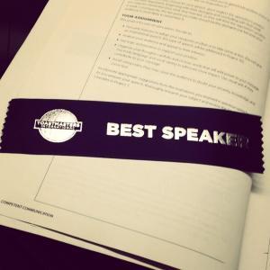 Best Speaker