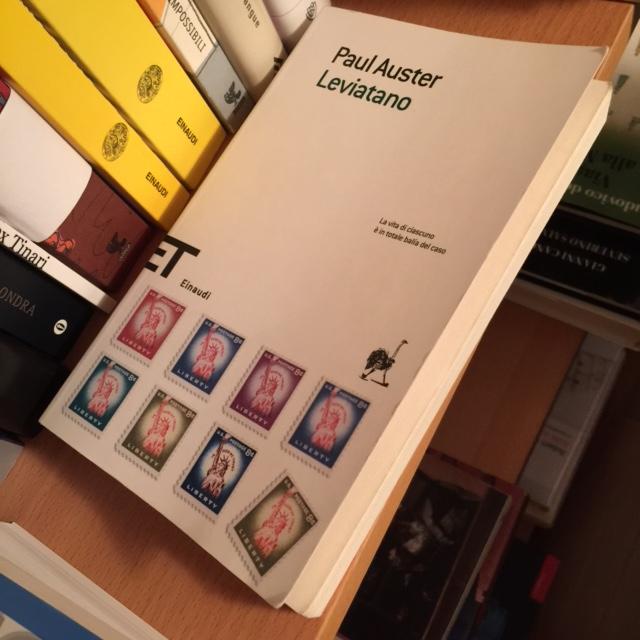 Leviatano di Paul Auster
