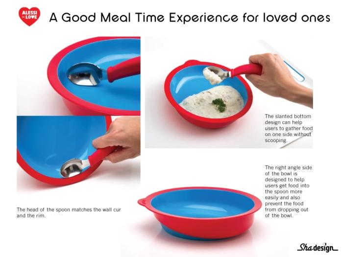 Il progetto Eatwell e l'ergonomia - Photo ©desall.com