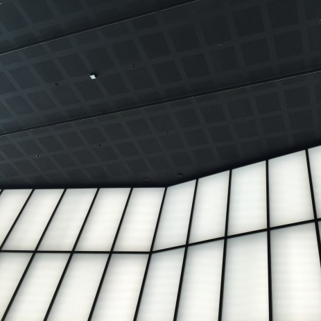 Armani Silos soffitto