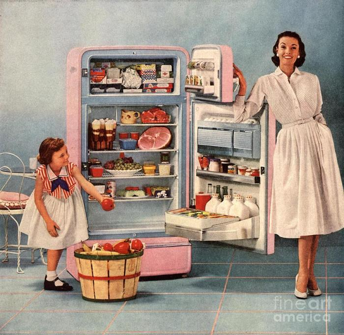 -1950s-usa-fridges-housewives-housewife-the-advertising-archives