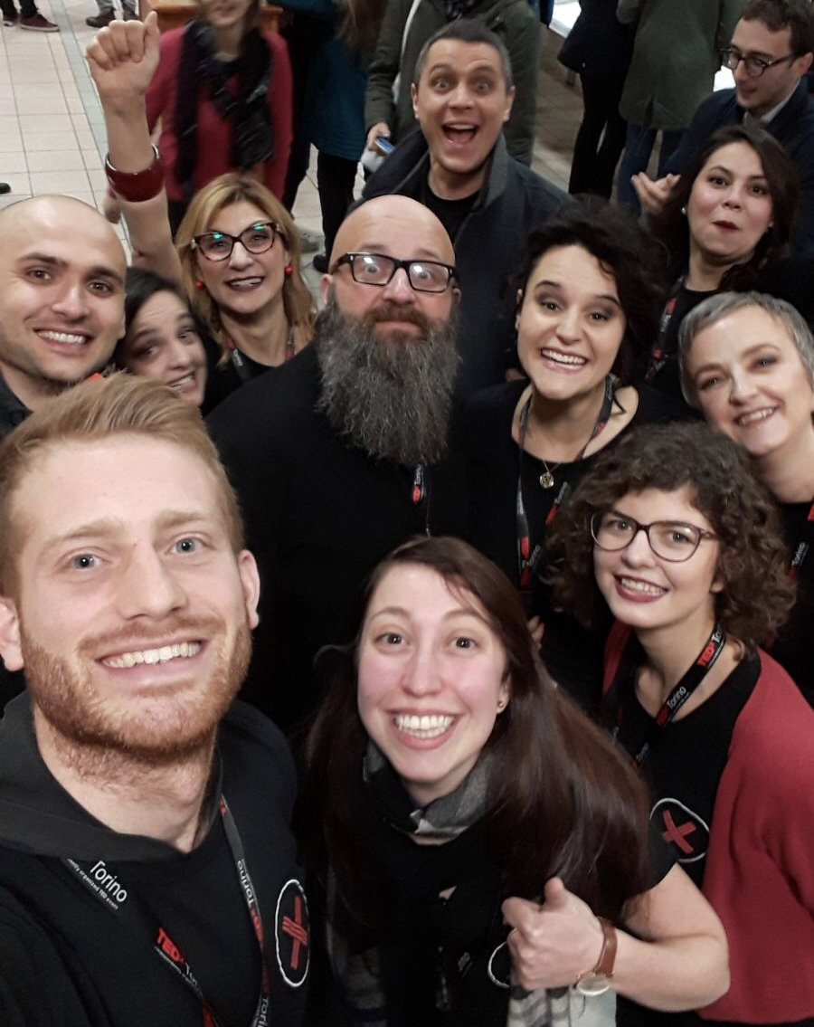 TEDxTorino Coach